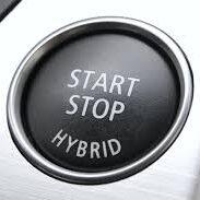 Bouton de démarrage véhicules - Start and Stop